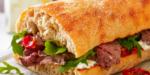 Trident Grills & Pizza Pub Grinder Meat Sub